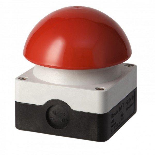 20073 Drukknopschakelaar rode knop